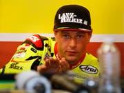 Der verletzte Dominique Aegerter muss sich in Jerez vertreten lassen (Bild: KEYSTONE/EPA/PAUL BUCK)