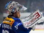 Lausanne bestätigte den Transfer von Klotens bisherigem Goalie Luca Boltshauser (Bild: KEYSTONE/GIAN EHRENZELLER)