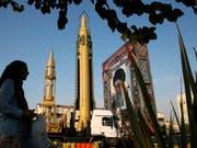 """Zum iranischen Atomwaffenprogramm gehen die Meinungen auseinander. Laut Israel verfolgt der Iran ein """"geheimes Atomprogramm"""", das er jederzeit wieder aktivieren könne. Die IAEA wiederum hat """"keine glaubwürdigen Hinweise"""" auf ein iranisches Atomwaffenprogramm nach 2009. (Bild: Keystone/AP/VAHID SALEMI)"""