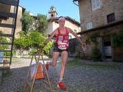 Judith Wyder legte die Grundlage für die vierte Schweizer Goldmedaille an der Heim-EM (Bild: KEYSTONE/TI-PRESS/DAVIDE AGOSTA)