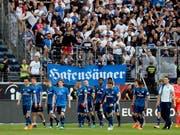 Dem HSV droht der erstmalige Abstieg aus der ersten Bundesliga (Bild: KEYSTONE/EPA/RONALD WITTEK)