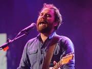 """Der Sänger der schottischen Indie-Rock-Band, Scott Hutchison, ist gestorben. Seine Familie würdigte ihn als einen, der """"sein Herz auf der Zunge getragen hat"""". (Bild: KEYSTONE/AP PA/DOMINIC LIPINSKI)"""