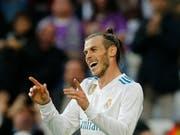 Doppeltorschützeür Real Madrid: Gareth Bale (Bild: KEYSTONE/AP/PAUL WHITE)