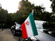 Der Iran will das Atomabkommen retten. Dafür hat Aussenminister Mohammed Dschawad Sarif eine Reise zu den verbliebenen Vertragspartnern begonnen, erste Station Peking. (Bild: KEYSTONE/AP Pool Rueters/THOMAS PETER)