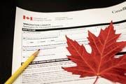 In Kanada werden gutqualifizierte Migranten bevorzugt behandelt und mit Punkten bewertet. Wer am meisten Punkte erreicht, darf einwandern. (Bild: Getty)