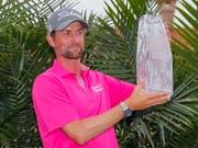 Webb Simpson hat eine lange Durststrecke in seiner Karriere beendet (Bild: KEYSTONE/EPA/ERIK S. LESSER)