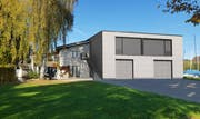So soll das neue Bootshaus aussehen. (Bild: seeclub-sursee.ch)