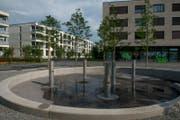 Bauboom in Emmen: Das neue Quartier Feldbreite. (Bild: Nadja Schärli/Archiv)