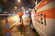 Bei Verkehrskontrollen am Wochenende nahm die Polizei 17 Verkehrsteilnehmern den Ausweis ab. (Bild: PD)