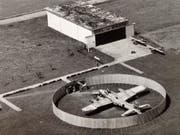 Flugplatz Biel: Ausstellung Martin Schaffner. (Bild: warbird.ch)
