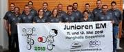 Das Organisationskomitee leistete in den vergangenen Monaten einen riesigen Aufwand, damit die Junioren-Europameisterschaft der Radballer und Kunstradfahrer zu einer Erfolgsgeschichte wird. (Bild: PD)