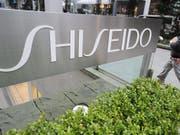 Die Aktien des Kosmetikherstellers Shiseido haben nach guten Quartalszahlen an der Börse in Tokio deutlich zugelegt. (Bild: KEYSTONE/EPA/EVERETT KENNEDY BROWN)