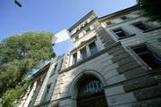Das Kantonsgericht in Luzern. (Bild: Pius Amrein (Luzern, 19.06.2017))