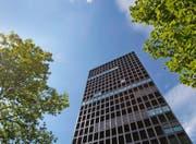 Die Diskussionen um den Gesellschaftsraum im Park Tower gehen weiter. (Bild Maria Schmid)