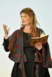 Katharina Serafimova spricht morgen in Wittenbach über Geld. (Bild: PD)