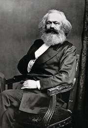 Karl Marx (1818–1883). (Bild: Keystone)
