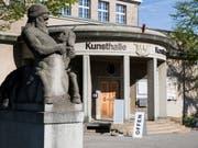 Die Kunshalle Bern feiert am 18. Mai ihr 100-jähriges Jubiläum. (Bild: Keystone/PETER KLAUNZER)