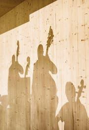 Schatten über der Klassik. Viele Musiker halten dem Druck nur mit Doping stand. (Bild: Christian Beutler/KEY)