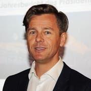 Markus Fust, Präsident des AGV Region Wil, fordert einen Schulterschluss von Politik und Wirtschaft Wil West. (Bild: Simon Dudle)