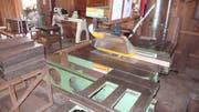 Die Dietfurter Firma Eigenmann hat Maschinen nach Kambodscha geliefert. (Bild: Ruben Schönenberger)