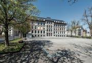 Im Oberstufenschulhaus Centrum gibt es seit 20 Jahren den Mittagstisch «Bürgliclub». (Bild: Hanspeter Schiess)