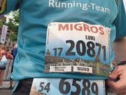 Wer in mehreren Kategorien startet, sollte pro Lauf nur mit einer einzigen Startnummer unterwegs sein. (Bild: Roland Eggspühler)
