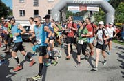 Am 15. September werden erneut rund 500 Teilnehmende die Start- und Ziellinie überschreiten. (Bild: Beat Lanzendorfer)