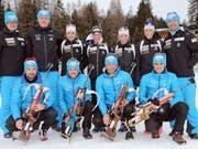 Im Schweizer Biathlon-Nationalteam wird eine Frau neue Cheftrainerin des Frauen-Teams (Bild: KEYSTONE/EDDY RISCH)
