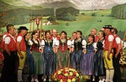 Seit 1945 erfreut das Saumchörli Herisau (hier bei einem Auftritt im Jahr 2017) die Herzen seiner Fans. (Bild: PD)