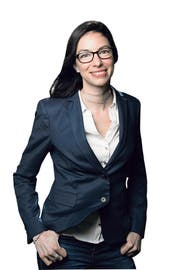 Céline Vara (Grüne/NE) (Bild: David Marchon)