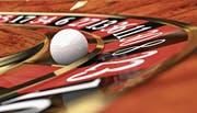 Wohin rollt die Kugel in der Gesetzgebung beim Online-Glücksspiel in der Schweiz? Am 10. Juni wird abgestimmt. (Bild: Visualisierung Getty)