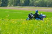Mehrere Motorradfahrer fuhren massiv zu schnell. (Symbolbild) (Bild: Donato Caspari)