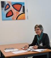 Erika Schiltknecht ist Leiterin des Jung-Unternehmer-Zentrums am Standort Flawil und Geschäftsführerin des Trägervereins. (Bild: Zita Meienhofer)