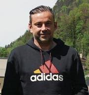 Pedro Somoza, Trainer FC Altdorf. (Bild: PD)