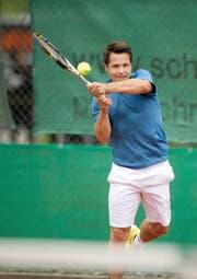 Raphael Lustenberger ist seit Jahren ein sicherer Wert im Team von Allmend Luzern.Bild: Corinne Glanzmann (Luzern, 5. Mai 2015)