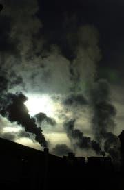 Die CO2-Emissionen in der Schweiz sollen sinken. (Fabian Biasio, 4. JANUAR 2000)