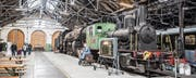 Ab dem kommenden Sonntag ist die Eisenbahn-Erlebniswelt in Romanshorn wieder geöffnet. (Bild: Thi My Lien Nguyen (03.09.2017))