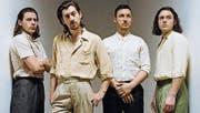 Die Briten Arctic Monkeys haben sich neu erfunden. (Bild: PD)