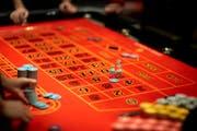 Am 10. Juni wird über das Geldspielgesetz abgestimmt. (Symbolbild Keystone)