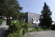 Das ehemalige Kirchgemeindehaus Vogelherd. (Bild: Urs Bucher)