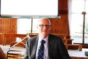 Max Nadig, Präsident von Toggenburg Tourismus. (Bild: Sabine Schmid)