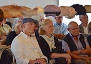 Auch im Publikum fand sich der eine oder andere sehenswerte Hut. (Bilder: Remo Zollinger)