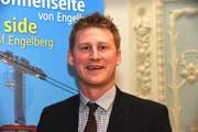 Thomas Küng, Geschäftsführer der Brunni-Bahnen hat Grund, sich zu freuen. (Bild: Archiv)