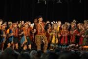 Bereits bei der letzten Durchführung im Jahr 2016 haben Kinder aus verschiedenen Kulturen am Klangfestival Naturstimmen mitgewirkt. Dieses Jahr gibt es ein Schulprojekt mit dem Titel «Klang und Toleranz». (Bild: PD)