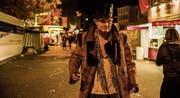 Oliver Kühn vom «Theater Jetzt» alias Max wie er leibt und lebt: Anfang Mai erzählt er im Nachtbus Sagen. (Bild: PD)