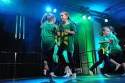 Vier Urner Tanzschulen präsentierten ihre Choreografien im Foyer des Theaters Uri. (Bild: (Bild: Urs Hanhart, Altdorf, 5. Mai 2018))