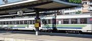 Der pünktlichste Bahnhof der Schweiz ist im Toggenburg (Bild: Anina Rütsche)