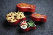 Bentoboxen machen sich auch auf Fotos richtig gut. (Bild: Cam Tu Nguyen)