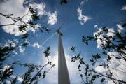 Das Sarganserland und Wattwil/Mosnang werden als Standorte für Windparks festgelegt. (Bild: Benjamin Manser)