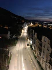 Blick auf die Oberstrasse in St.Gallen. (Bild: pd)